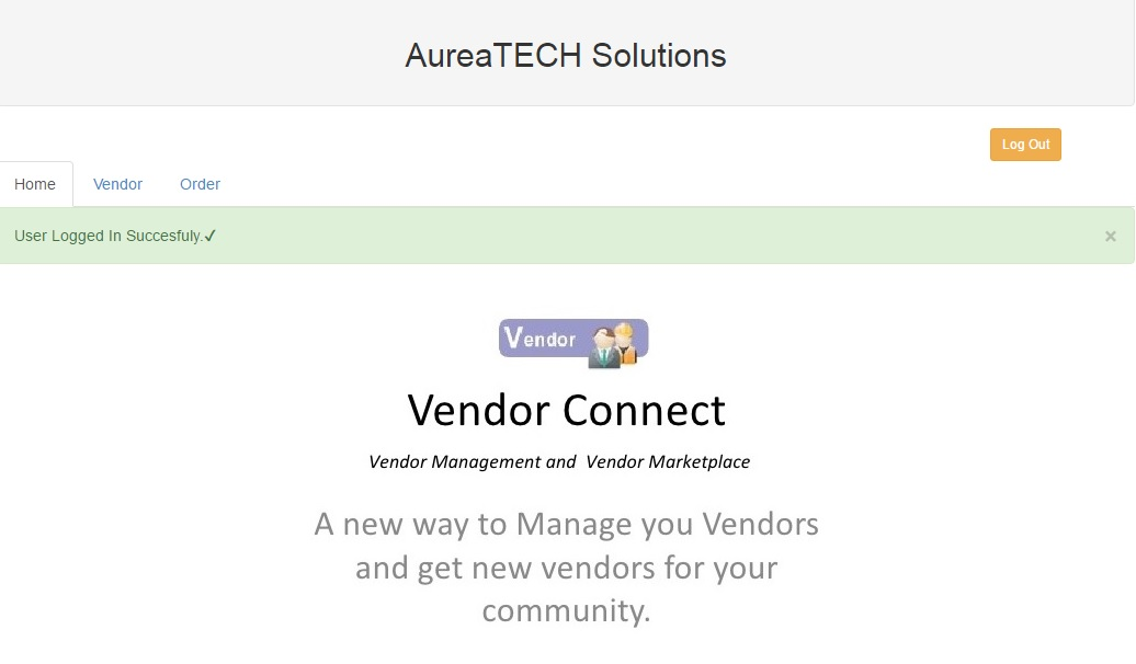 Vendor Connect